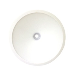 2.8 DISH WHITE JATO REAR