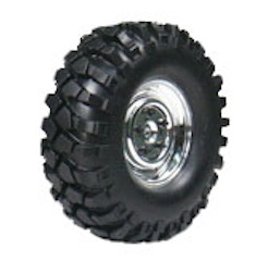 1.9 K-ROCK TIRES 4.25 INCH DIAM. (1 PAIR)