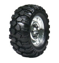 1.9 K-ROCK TIRES 3.5 INCH DIAM. (1 PAIR)