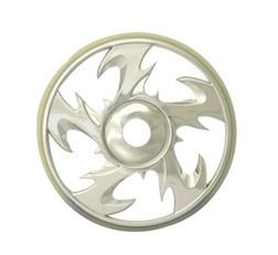 1/8 BEY BUGGY RIMS CHROME (4)