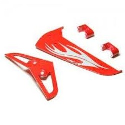 MIC1211 TAIL DECORATION PARTS (RED)