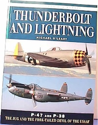 THUNDERBOLT & LIGHTNING BOOK