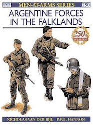 ARGENTINIAN FORCES FALKLANDS