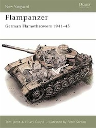 FLAMMPANZER GERMAN