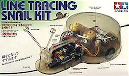 LINE TRACING SNAIL KIT